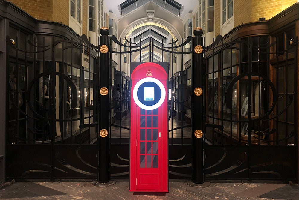 GIF Booth Hire London | Animated GIF Photo Booth Hire